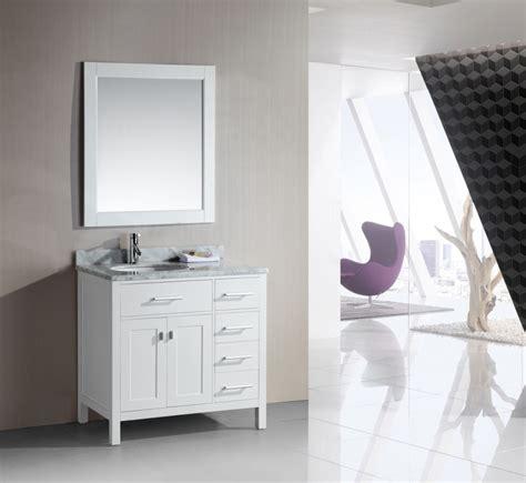 single sink bathroom vanity   flip  shelf