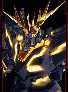 Gundam Unicorn Unit-02 Banshee Destroy Mode by ...