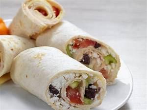 Wraps Füllung Vegetarisch : wraps mit feta gem sef llung rezept eat smarter ~ Markanthonyermac.com Haus und Dekorationen