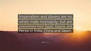 Camille Paglia ... Persia White Quotes