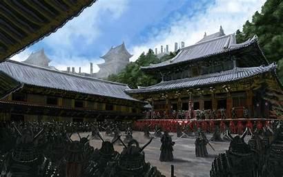 Temple Samurai