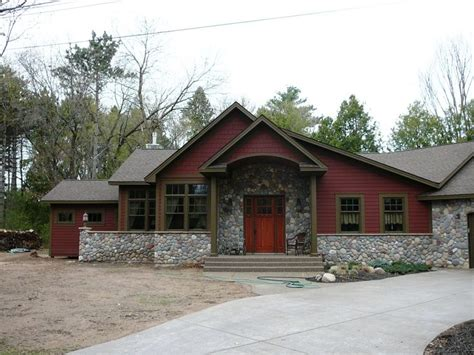 rustic cabin with james hardie siding google search