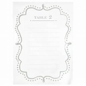 Plan De Table Mariage Gratuit : marque place mariage num ro de table d corer le bonheur ~ Melissatoandfro.com Idées de Décoration
