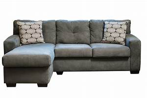 dolphin microfiber sofa with chaise at gardner white With microfiber sectional couch with chaise lounge