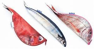 Anatomical fish zip bags by japanese designer keiko for Anatomical fish zip bags by japanese designer keiko otsuhata