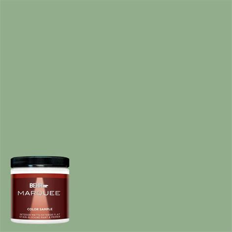behr paint colors interior home depot behr marquee 8 oz mq6 46 flora green interior exterior