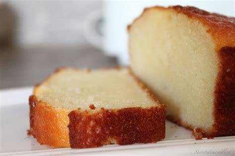 cake au citron  la creme fraiche secrets de mes delices