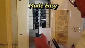 How To Make A Generator Interlock For Your Breaker Box