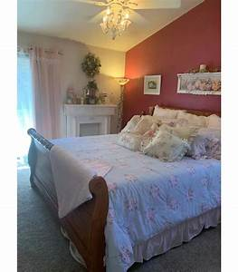 Blue, Bella, Floral, Comforter, U0026, Sham, Set
