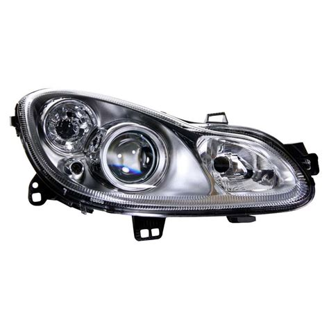 smart fortwo coupe cabrio 451 2007 on headl headlight