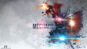 LoL - Mecha Kha'Zix Wallpaper by xRazerxD on DeviantArt