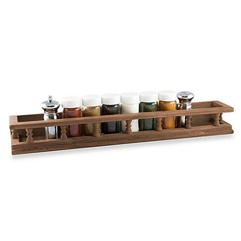 Spice Rack Buy buy seateak 174 large spice rack from bed bath beyond