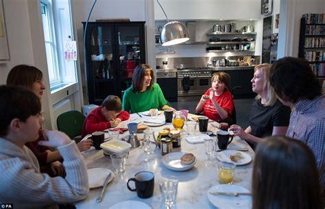 Inside David Cameron and wife Sam's kitchen at No.10