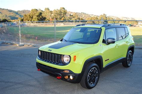 Review Jeep Renegade by 2017 Jeep Renegade Trailhawk Test Drive Review