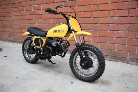 Suzuki Jr50 For Sale by Buy 1978 Suzuki Jr50 On 2040 Motos