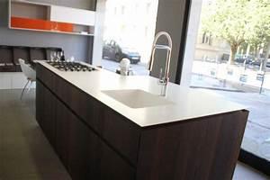 Plan De Travail En Résine : plan de travail show home concept lyon ~ Dailycaller-alerts.com Idées de Décoration