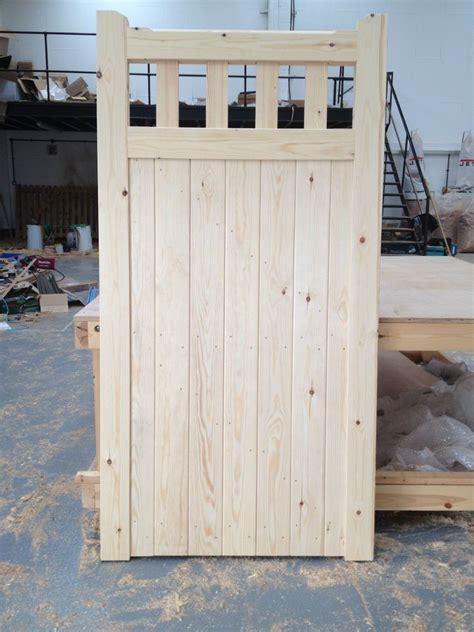 wooden gates timber gates driveway gates slatted belvoir