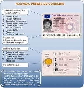 Déclaration De Perte Du Permis De Conduire : un nouveau permis de conduire au format carte de cr dit zone d 39 archivage des articles d ~ Medecine-chirurgie-esthetiques.com Avis de Voitures
