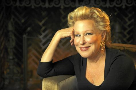 Bette Midler Doesn't Miss A Beat Amid Her Divine