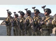 Afghanistan Partner Unit APU issued the Ghostex Kilo1