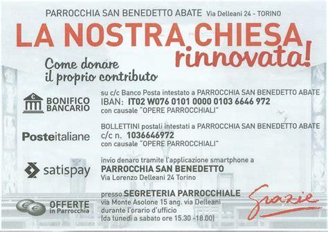Modello Bonifico Sepa Poste Italiane Interesting Image