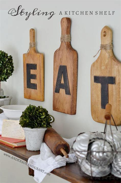 Kitchen Wall Decor Ideas by 36 Best Kitchen Wall Decor Ideas And Designs For 2019