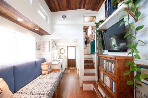 inspired   tiny house designed  built