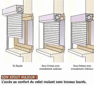Fenetre De Toit Avec Volet Roulant Integre : miroiterie gbm conseils infos ~ Premium-room.com Idées de Décoration