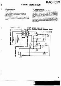 Service Manual For Kenwood Kac1023