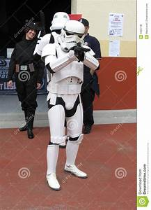 Shooting Stormtrooper Editorial Photo - Image: 19357181