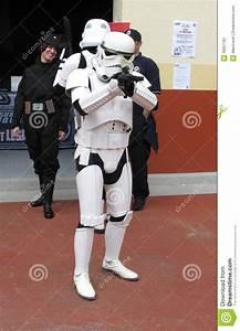 Shooting Stormtrooper Editorial Photo - Image: 19357181