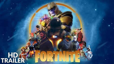 fortnite infinity war trailer youtube
