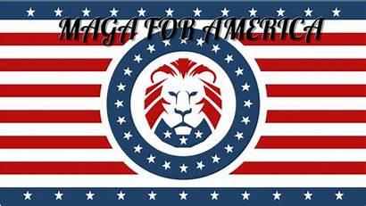 Lion American Patriotic Politics Current Patriot Conservative