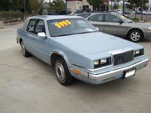 1989 Chrysler New Yorker - Information And Photos