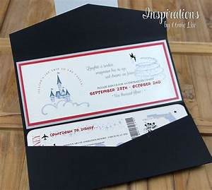 best 25 disney wedding invitations ideas on pinterest With homemade disney wedding invitations