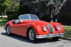1955 Jaguar Xk140 Mc Stock   19655 For Sale Near Astoria