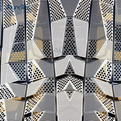 china decorative aluminium sheet aluminium wall cladding systems china metal facade wall panels