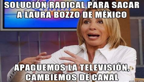 Laura Bozzo Memes - fotos memes del circo que arm 243 laura bozzo con damnificados de m 233 xico foto 4 de 12 peru21