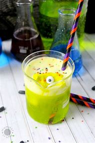 halloween party punch recipes for kids