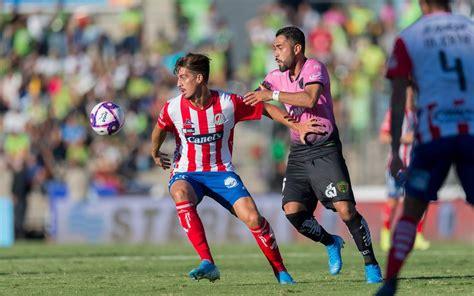 Liga MX: Atlético de San Luis vs Bravos horario y dónde ...