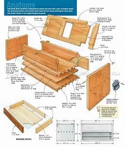 Tool Chest Plans • WoodArchivist