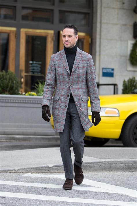 Menu0026#39;s Turtleneck Sweater History and Definition - He Spoke Style