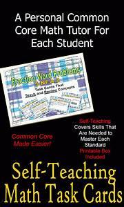 Literacy  U0026 Math Ideas  Math Task Cards That Teach And Review