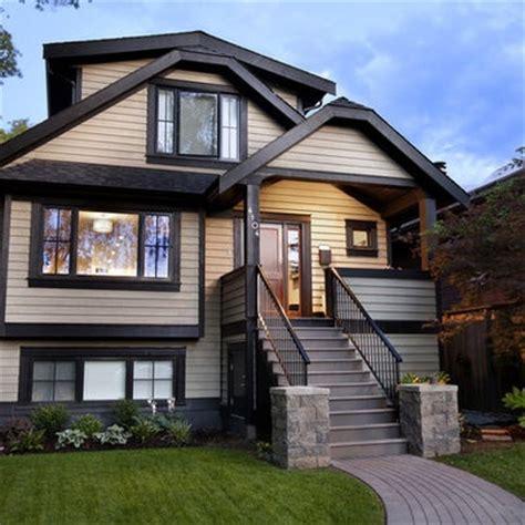 exterior dark trim for the home pinterest