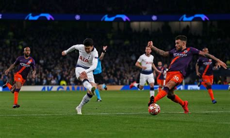 Tottenham vs Manchester City: Player ratings as Son Heung ...