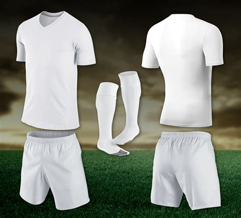 football photo realistic kit templates  conrad