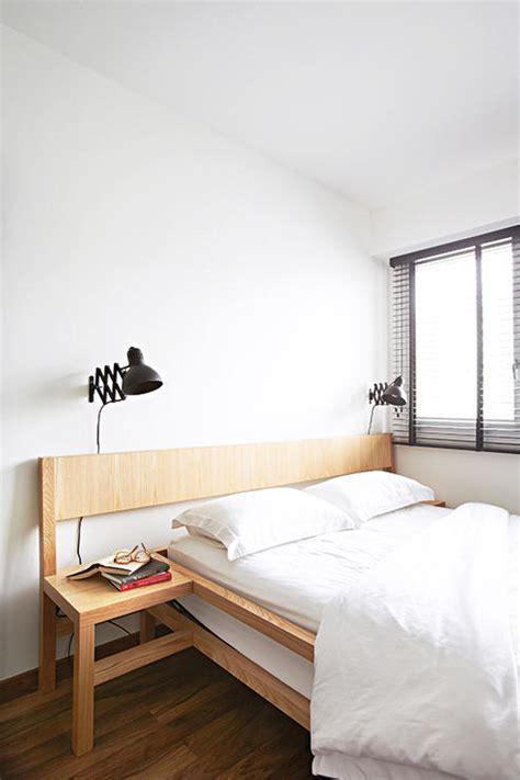 stylish minimalist bedrooms home decor singapore