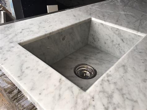 carrara sink