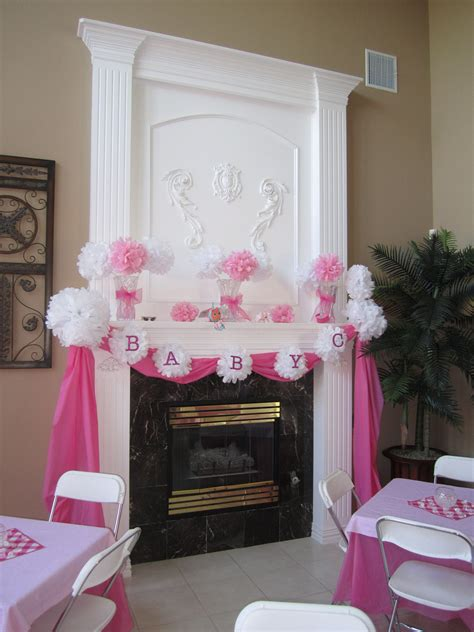 Decorating Ideas For Baby Shower by Diy Baby Shower Ideas For Plastic Tablecloth Baby