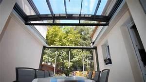 sesame abri de toiture youtube With couvrir une terrasse avec des tuiles